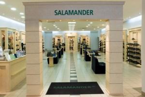 магазин саламандер