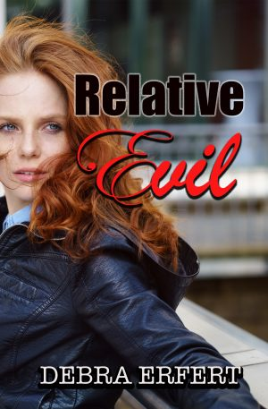 Cover for Relative Evil
