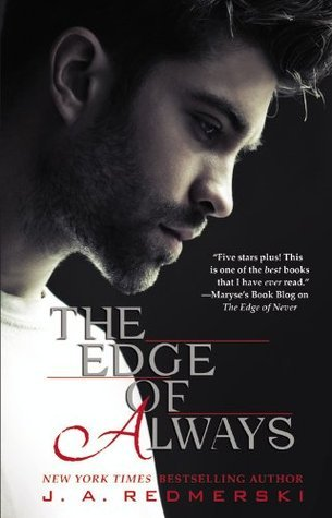 The Edge of Always (The Edge of Never #2) by J.A. Redmerski