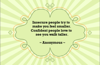 Insecure People Quotes