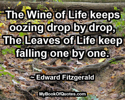 The Wine of Life