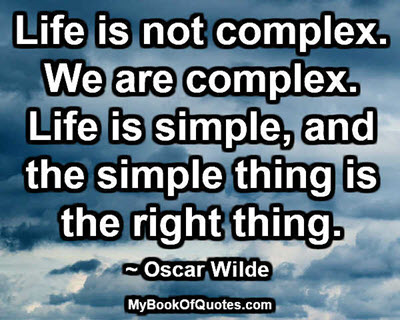 life-is-not-complex