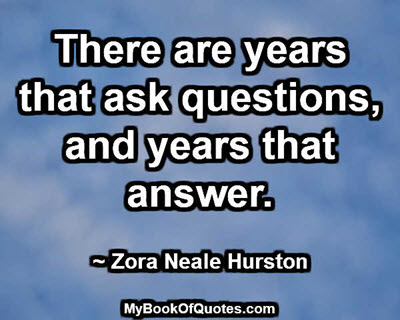 years-that-ask-questions