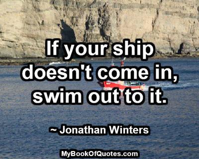 swim-out