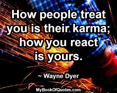 how-people-treat-you