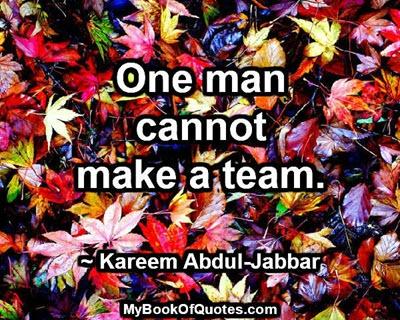 one-man