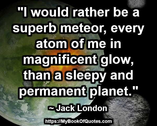 superb meteor
