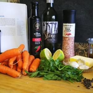 Boozy Carrots