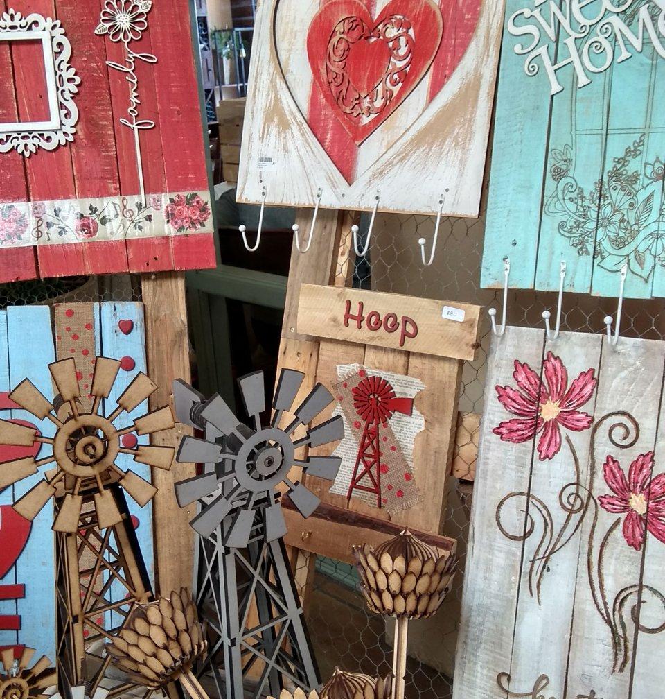 Craft markets at Soetes en Sop