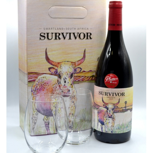 Boozy news survivor