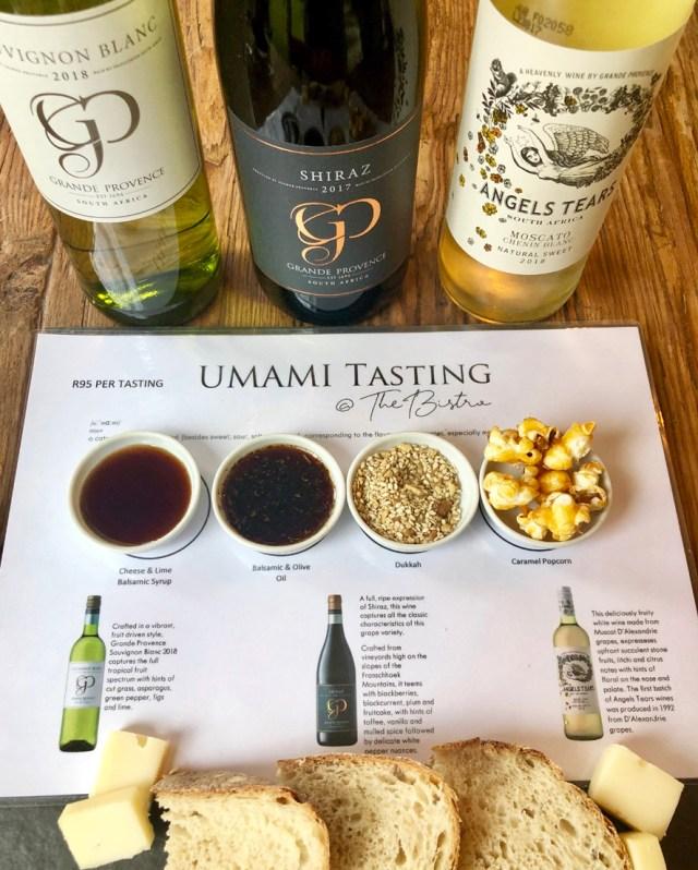 NEWS: Umami Tasting at Grande Provence