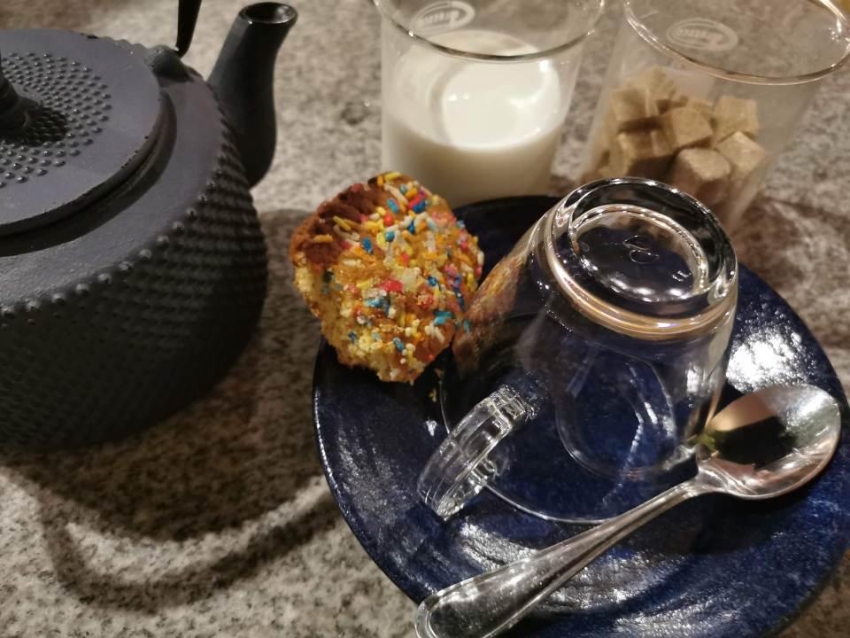 tea and cake at hamm & uys
