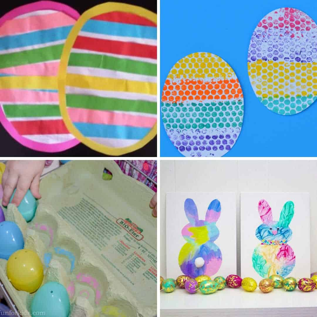 Easter Ideas for Toddlers - crafts and activiites for toddlers 2