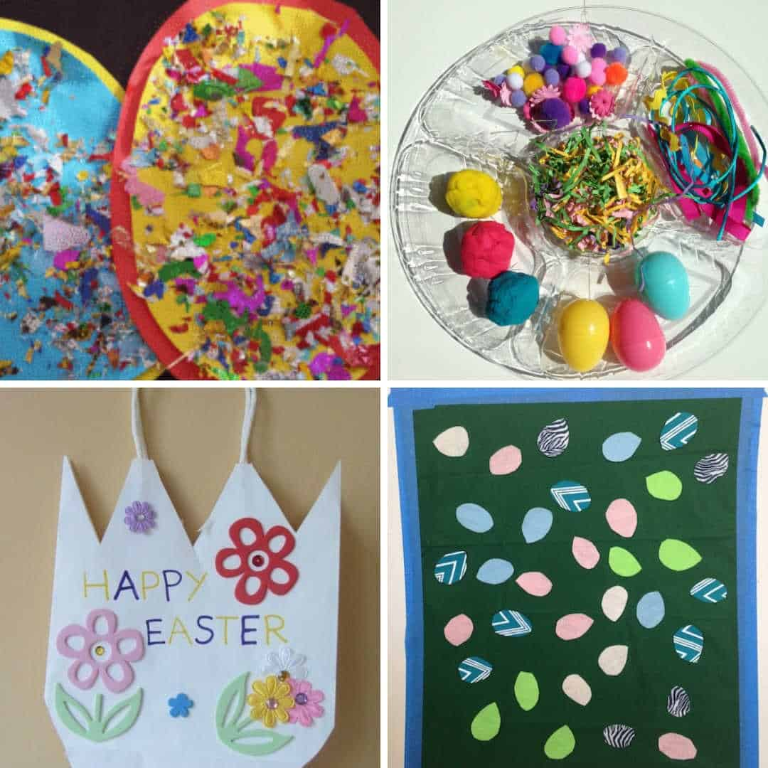 Easter Ideas for Toddlers - crafts and activiites for toddlers 4