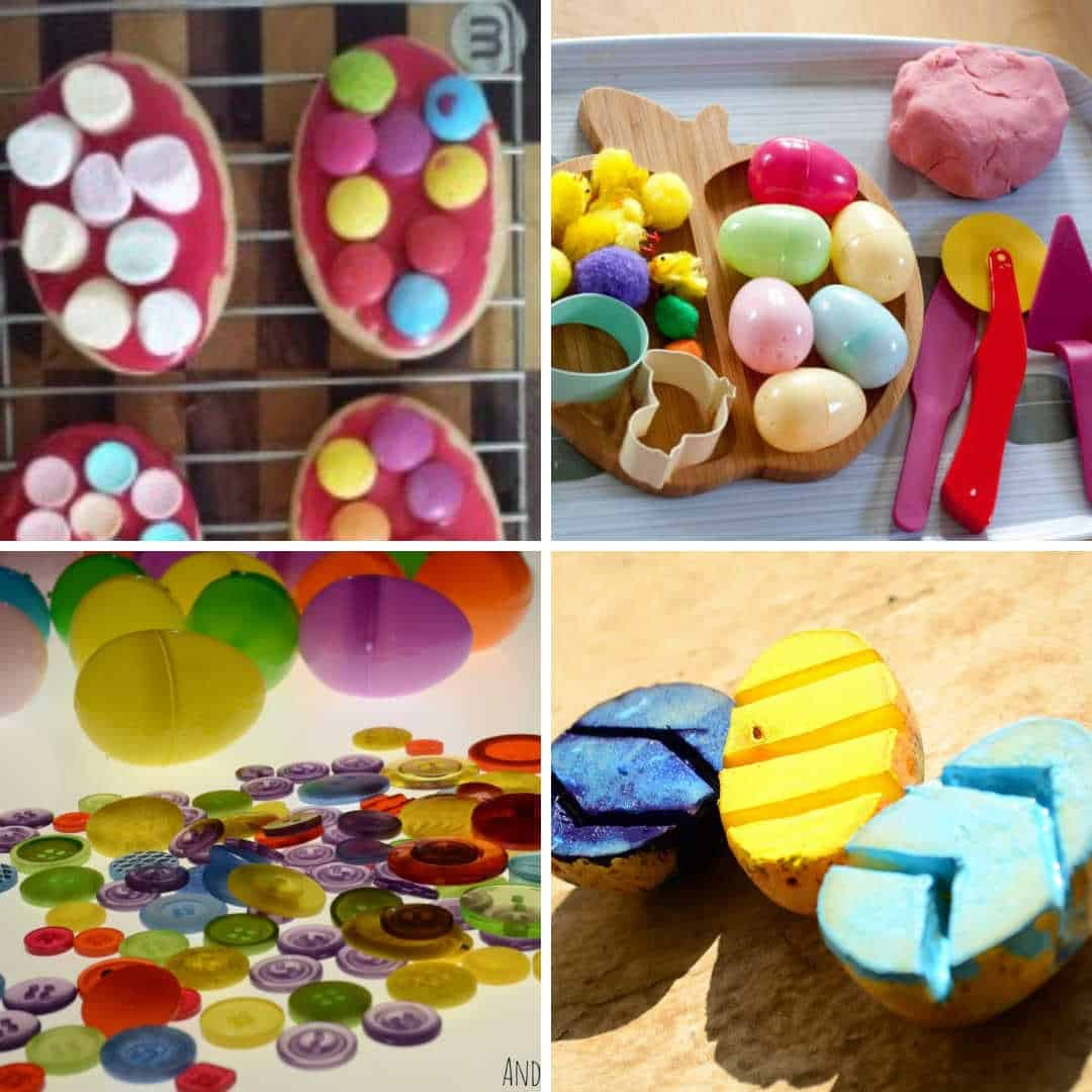 Easter Ideas for Toddlers - crafts and activiites for toddlers3