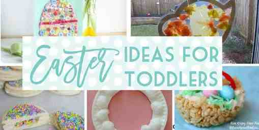 easter ideas for toddlers
