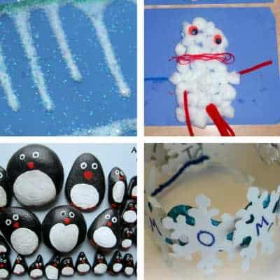 winter crafts and activities for toddlers 2