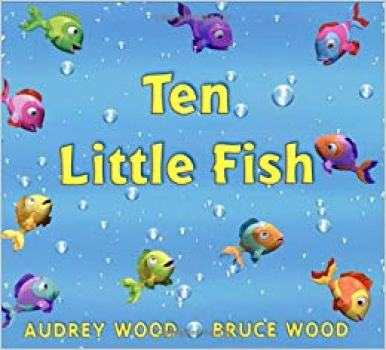 ten little fish best underwater books for toddlers
