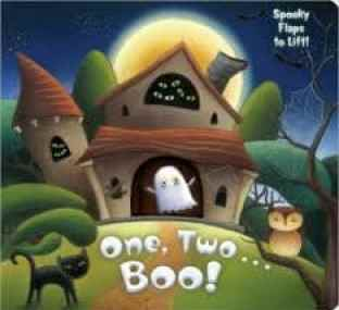 one two boo halloween books for toddlers