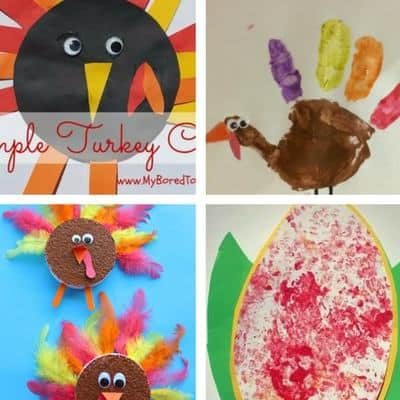 Thanksgiving crafts for toddlers 2