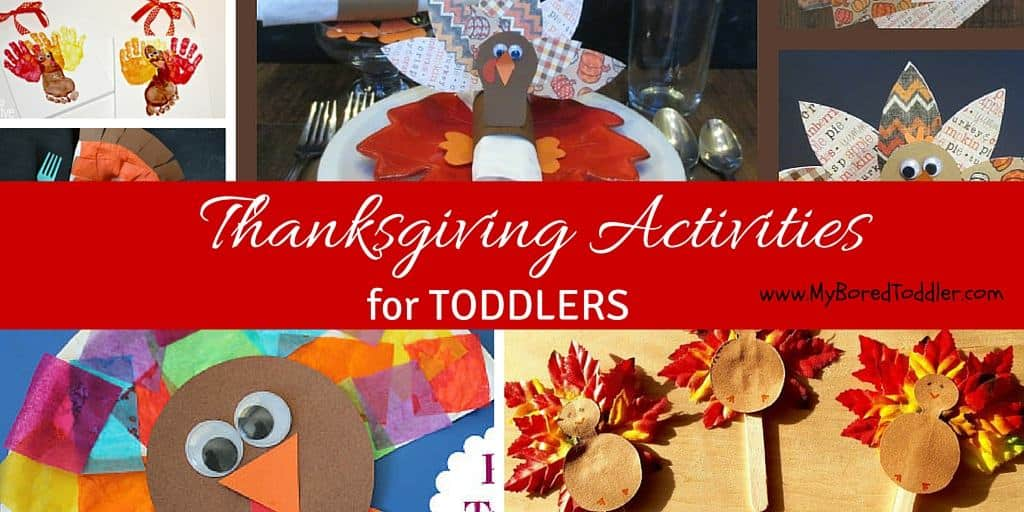 Thanksgiving Crafts For Toddlers My Bored Toddler