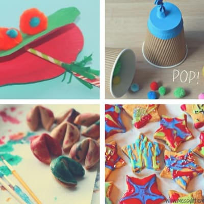 New Years Eve Activities for Toddlers 2