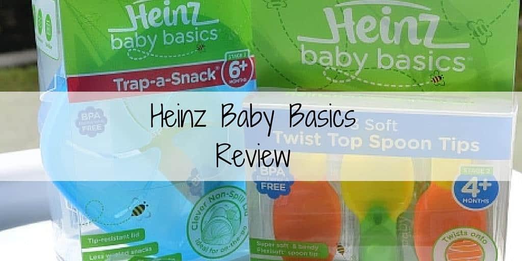 Heinz Baby Basics Review
