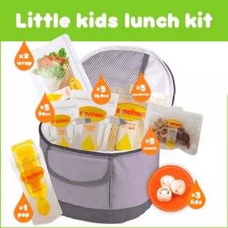 little kids lunch kit