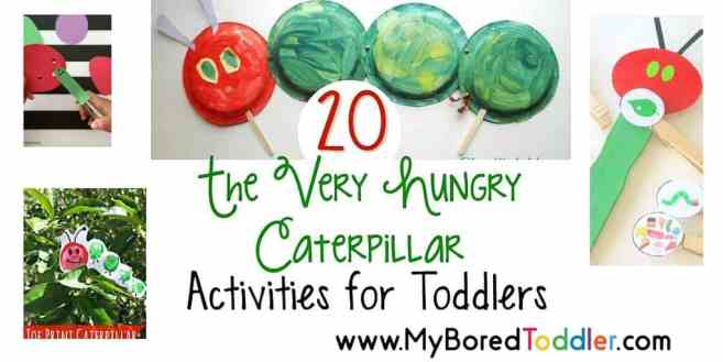 the very hungry caterpillar activities for toddlers feature