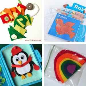 Toddler Busy Bags image 1