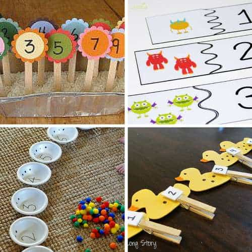 Toddler Counting Activities 6
