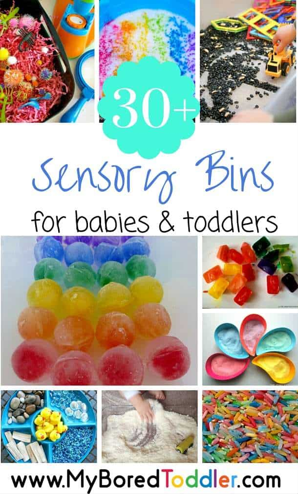 Sensory Bins For Toddlers My Bored Toddler