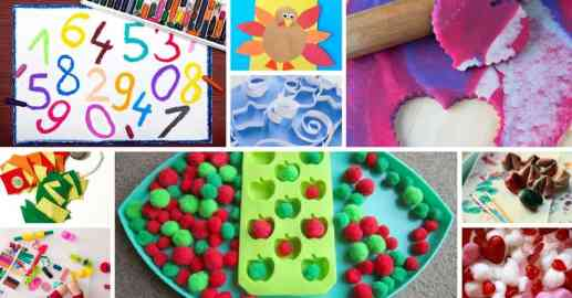 400 activities for toddlers. Toddler activities to keep them busy.