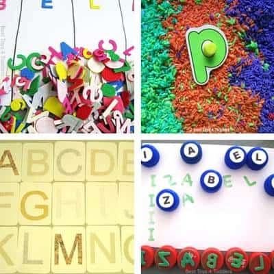 ABC Activities For Toddlers - 11a