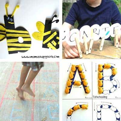 ABC Activities For Toddlers - 12a