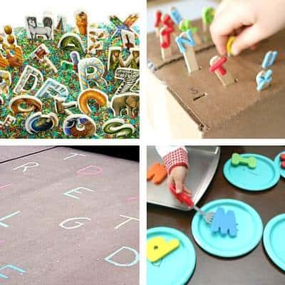ABC Activities For Toddlers - 3a