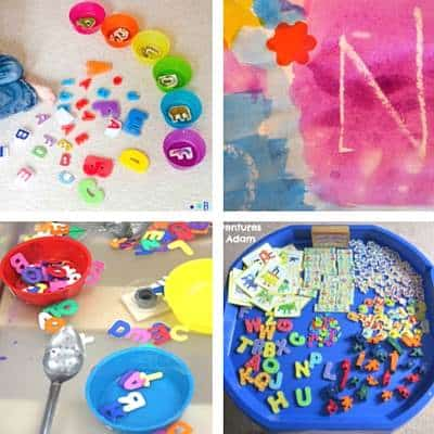 ABC Activities For Toddlers - 9a