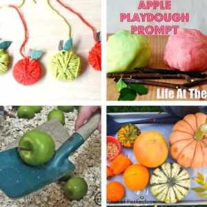 autumn and fall sensory play for toddlers image 11