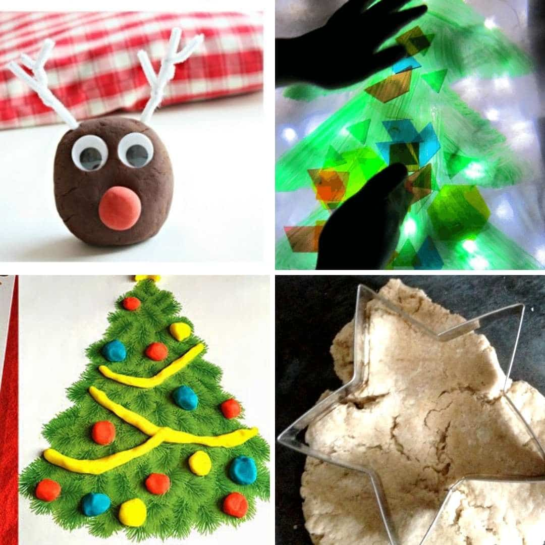 christmas sensory play activities and ideas for 2 3 4 year old toddlers
