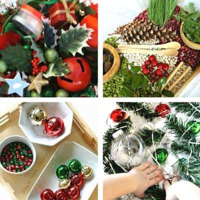 christmas sensory play ideas for toddlers 1