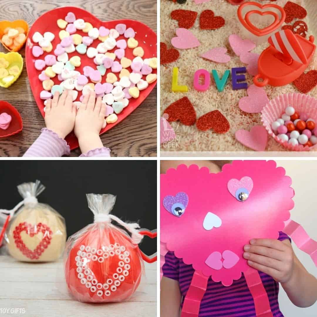 Valentine S Day Activities For Toddlers