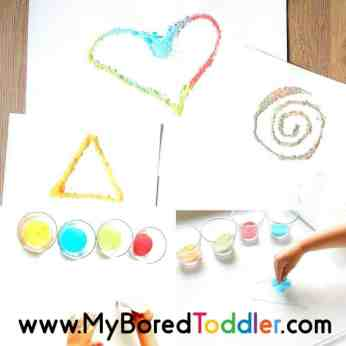 salt and glue process art activity for toddlers square 2