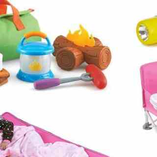 best toddler camping items