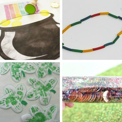 St Patrick's Day Activities for Toddlers image 1
