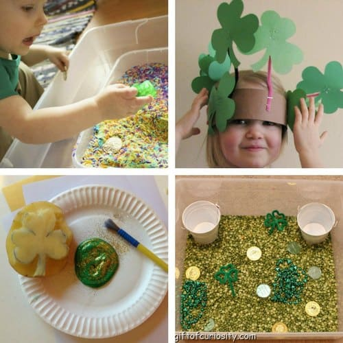St Patrick's Day activities for toddlers image 4