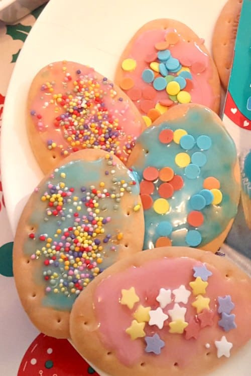 cookie decorating 1