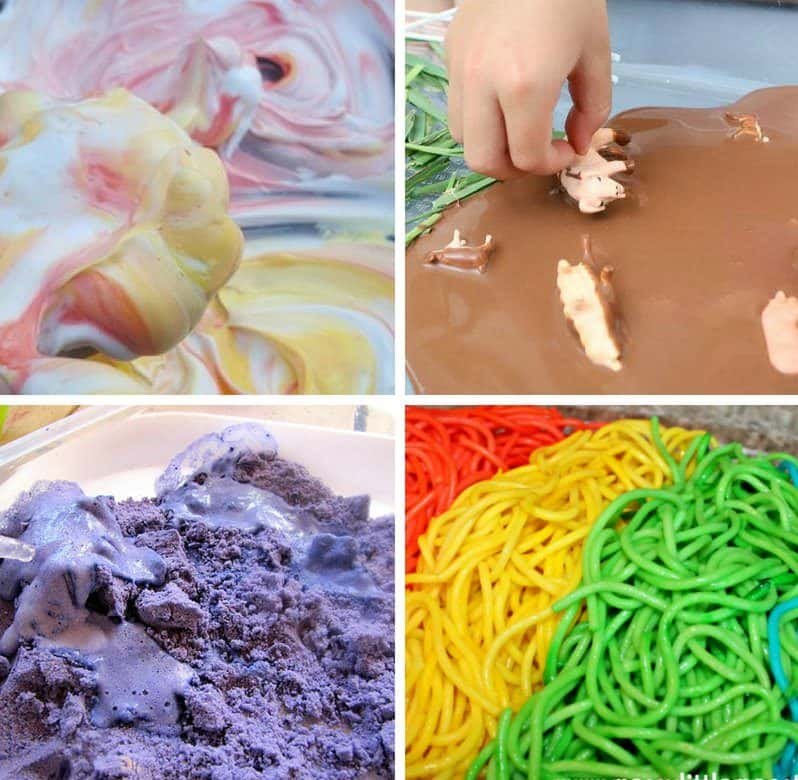 Messy Play Activities for Toddlers 1