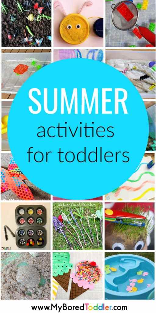summer toddler activities to do a home summer crafts and activities for toddles 1 2 3 years old (1)