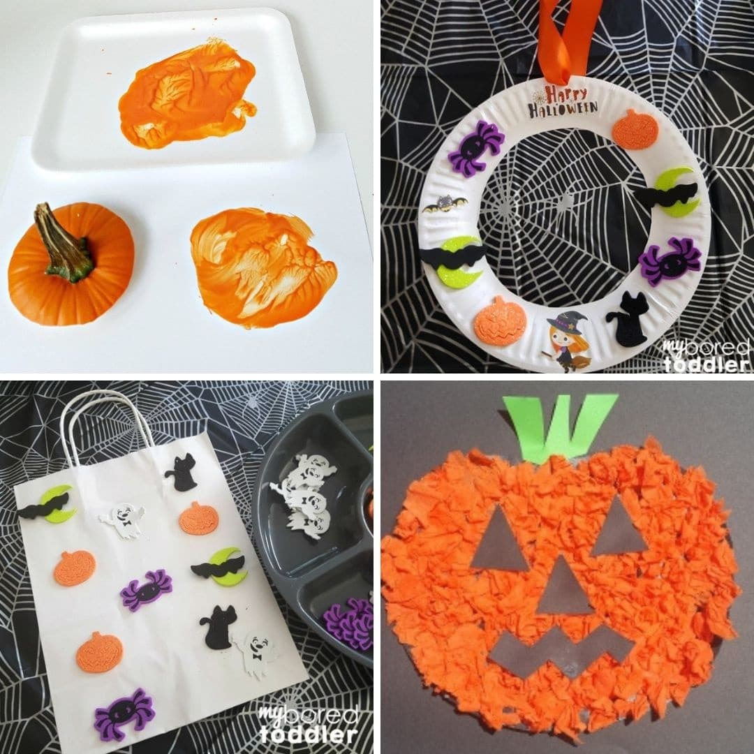 Halloween Crafts For Toddlers 6 My Bored Toddler