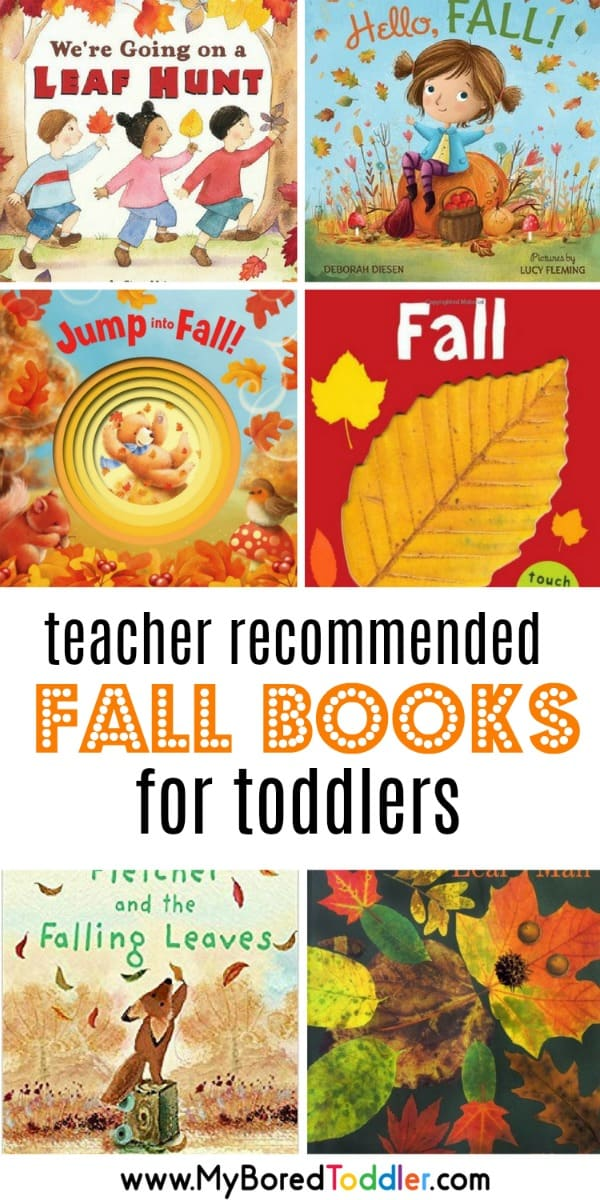 the best fall books for toddlers autumn teacher recommended pinterest